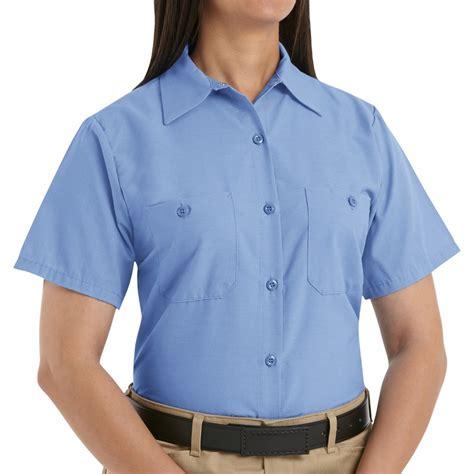 light blue sleeve shirt womens sp23lb s solid light blue sleeve industrial