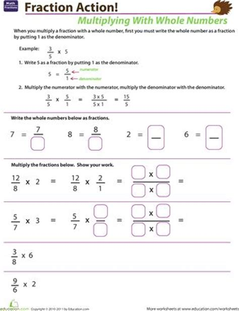 All Worksheets » Multiplying Whole Numbers Worksheets  Printable Worksheets Guide For Children