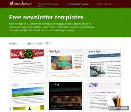 html newsletter design 10 excellent websites for downloading free html email newsletter templates ginva