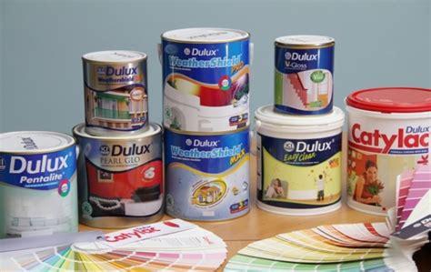 pilih  cat dulux  nippon paint seleraid