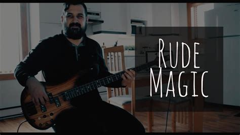 Rude (bass Cover By Pascal Germain)