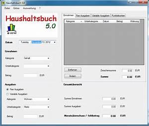 Geld Und Haushalt De Haushaltsbuch : euchler haushaltsbuch download ~ Lizthompson.info Haus und Dekorationen