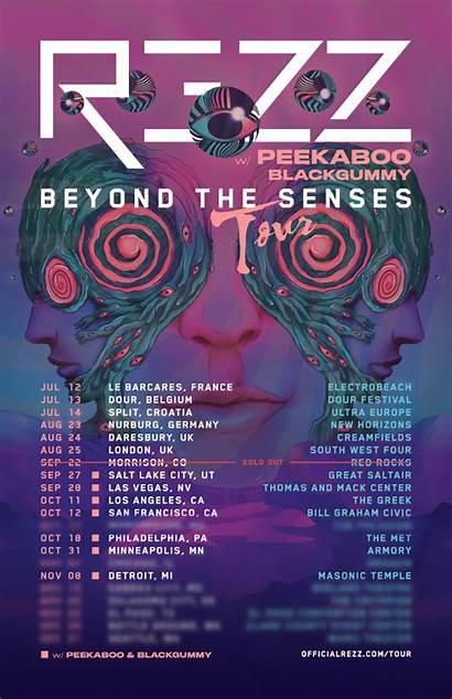 Rezz Tour Senses Beyond Greek Souls Snatching