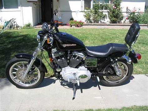 1998 Harley-davidson® Xl1200s Sportster®1200 Sport (black