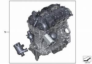 2016 Bmw 428ix Exchange Short Engine  N20b20a