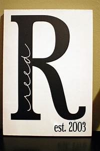 236 best cricut vinyl canvas projects images on pinterest With family letter sign