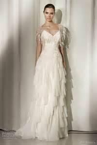 unique wedding gowns pepe botella 2012 wedding dresses wedding inspirasi