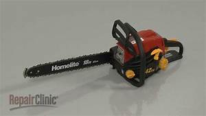 Homelite Chainsaw Disassembly  U2013 Chainsaw Repair Help