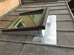Joint Pour Velux : pose de fen tre de toit velux fen tre de toit velux ~ Premium-room.com Idées de Décoration