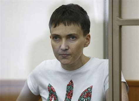 Vija Beinerte: Nadežda Savčenko jeb Lode - Putinam | LA.LV