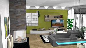 Wohn Esszimmer Küche : wohn esszimmer youtube ~ Watch28wear.com Haus und Dekorationen