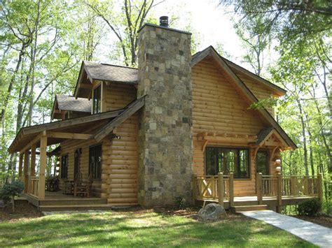 Luxury Custom Log Cabin With Spa Bathroom,  Homeaway