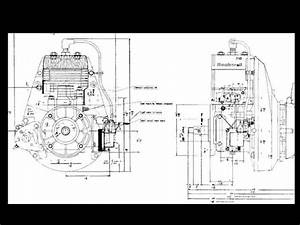 Jlo Rockwell Snowmobile Sled Engine Service Manual Set L