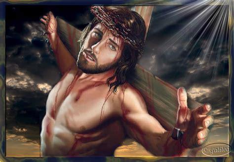 Camino Hacia La Pascua Imágenes Jesús En La Cruz