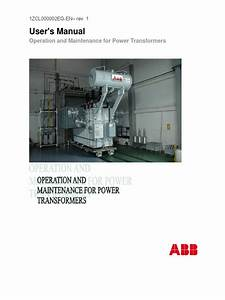 User Manual For Abb Ptr