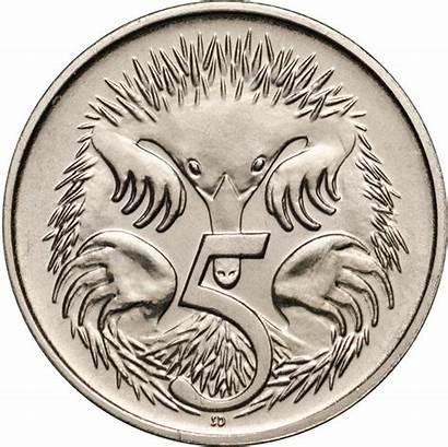 Australia 1992 Five Cents Coin Reverse Coins