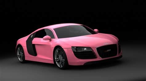 pink audi motor cars and bikes pink audi car for girls