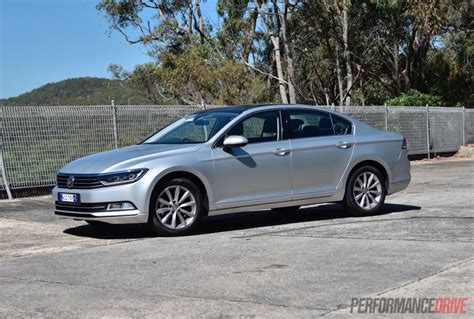 volkswagen passat silver 2016 volkswagen passat 132tsi review video