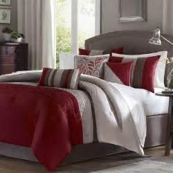 madison park tradewinds 7 piece comforter set reviews wayfair