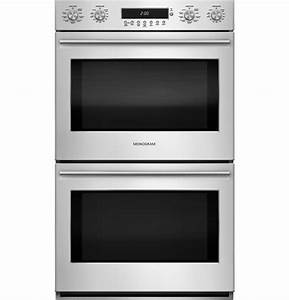 Monogram 30 U0026quot  Electronic Convection Double Wall Oven
