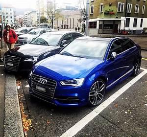 Audi A3 Bleu : nouveau en s3 berline bleu sepang suisse s3 8v s3 berline s3 sportback s3 cabriolet ~ Medecine-chirurgie-esthetiques.com Avis de Voitures