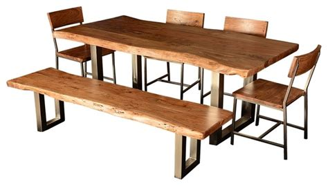 industrial kitchen table furniture retro black 4 seater dining sets woodys furniture table and chairs