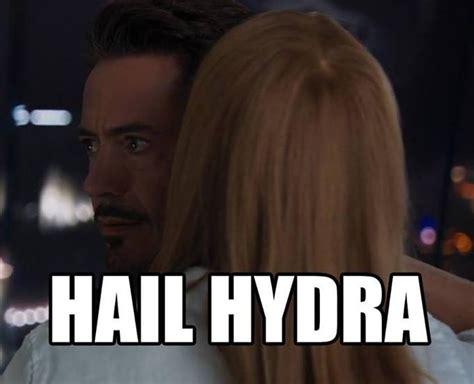 Hail Hydra Meme - hail hydra know your meme