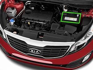 Kia Sportage Car Battery Location