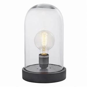 Lampe Sous Cloche : nordal dome lampe sous cloche de verre 1260 ~ Teatrodelosmanantiales.com Idées de Décoration