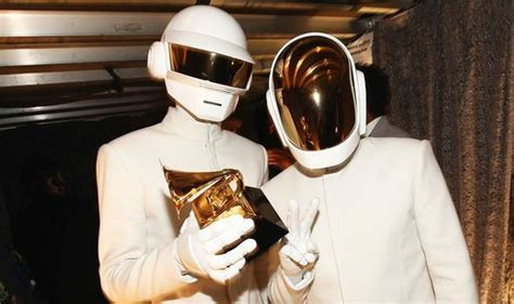 Daft Punk split: What do the Get Lucky duo look like ...