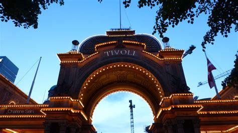 Copenhagen   Tivoli Gardens / Gee Whiskers!