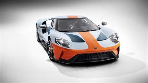 wallpaper ford gt heritage edition  cars supercar