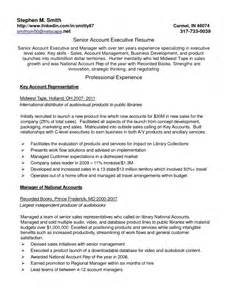project manager personal statement exles resume