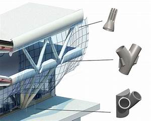 CE Center - Structural Steel Cast Connections