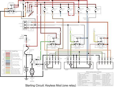 harley davidson v rod wiring diagram ignition wiring diagram 1130cc the 1 harley