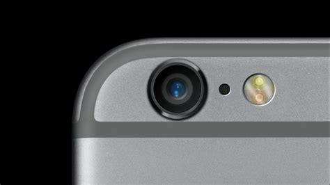 apple iphone  camera specs   glance fps