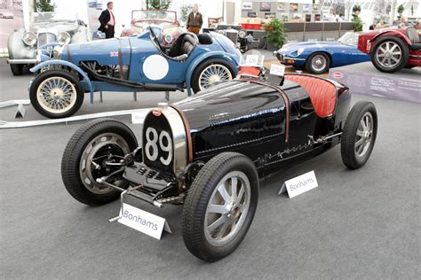 Bugatti Type 35C - Chassis: 4696 - Driver: Walter Rothlauf ...