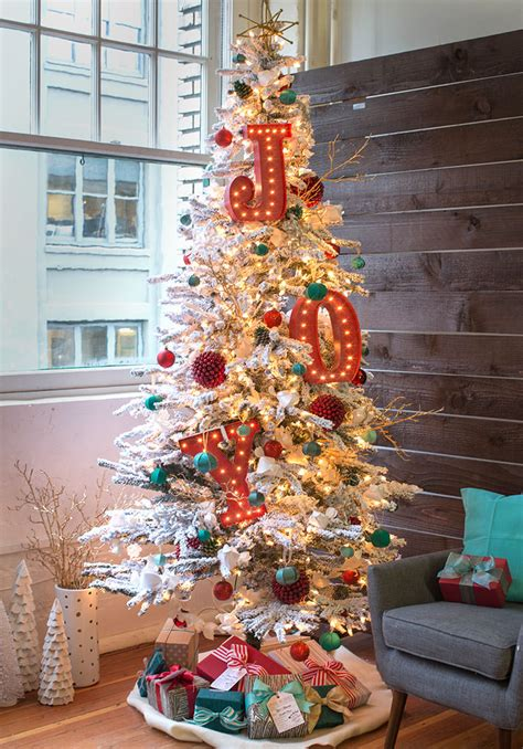 snowy spruce flocked artificial christmas tree treetopia