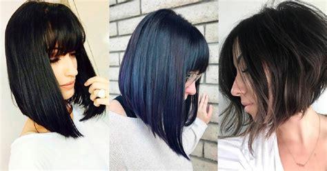 Brunette Bob Hairstyles For 2019