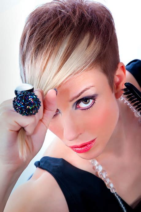 frisuren mit kurzen haaren frisuren zum selbermachen