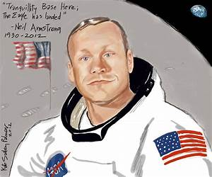 Pretty is as Pretty Does: Neil Armstrong RIP
