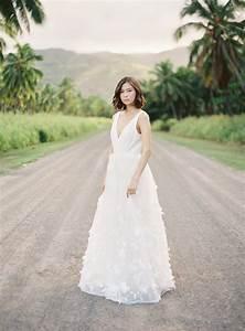 hawaii wedding ideas with old world charm bajan wed With hawaii wedding dresses