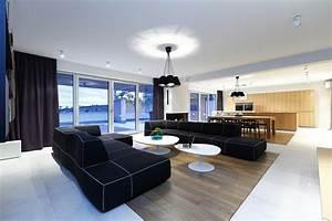 Wohnung Modern Einrichten : moderne wohnung mit riesiger terrasse studio5555 ~ Sanjose-hotels-ca.com Haus und Dekorationen