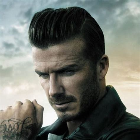 david beckham hairstyles haircuts  guide