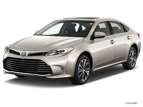 toyota avalon hybrid prices reviews listings  sale  news world report