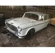 RARE 1960 HUMBER HAWK ESTATE WITH VALUABLE REG NO For Sale