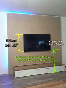 Fernseher An Der Wand : inspirierend haus themen plus fernseher an der wand im schlafzimmer ~ Frokenaadalensverden.com Haus und Dekorationen