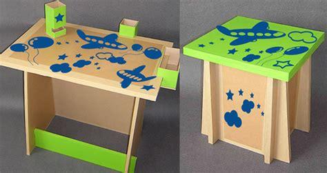 bureau en kit stickers muraux kit bureau fly sticker décoration murale dezign fr