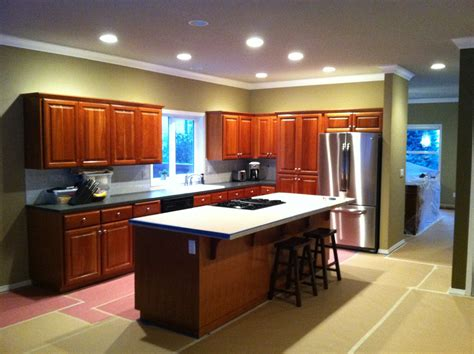 cabinet painting  staining contractors  portland