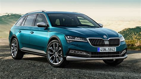 2019 skoda scout skoda superb scout 2019 revealed car news carsguide